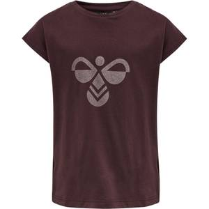 Bilde av Hml Diez t-shirt fudge