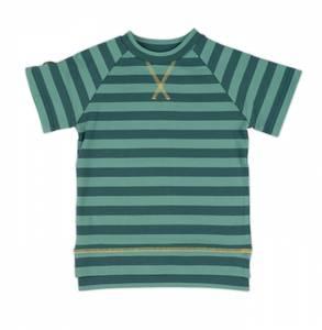Bilde av GK Gymmis t-skjorte petrolgrønn