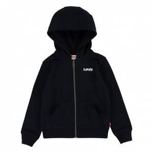 Bilde av Levi`s Full zip hoodie black 10-16år