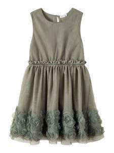 Bilde av Tyll kjole Remma agave green