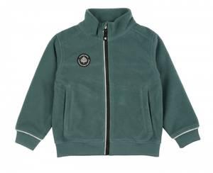 Bilde av GK Timotei vindtett fleece jakke gråblå